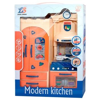 Игрушка JoyToy Кухня 38x27,5x8.5см LS322-23