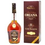 Tavria Oriana Gold Reserve 8yrs cognac 40% 0,5l