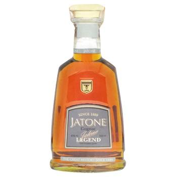 Tavria Jatone Legend 4yrs cognac 40% 0,5l