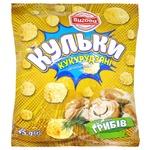 Фигурные изделия Выгода кукурузные соленые со вкусом грибов 45г