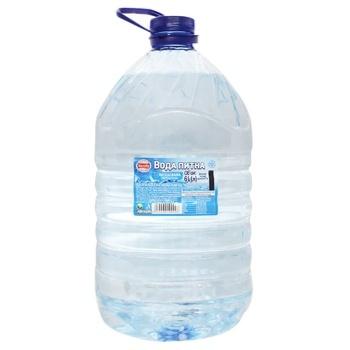 Вода Вигода негазована 6л