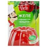 Желе Varto с ароматом вишни 90г