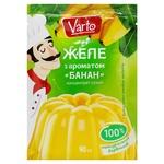 Желе Varto с ароматом банана 90г
