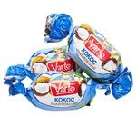 Конфеты Varto Кокос глазированные весовые