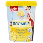 Varto Ice Cream with Vanilla Flavor 12% 500g