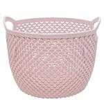 Drop Round Purple-Pink Basket 3,3l