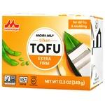 Сыр Morinaga Mori-Nu Тофу Extra соевый 349г