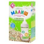 Смесь на молочно-зерновой основе Малыш сухая с овсяной мукой для детей с 4 месяцев 350г