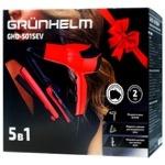 Набір для укладання волосся Grunhelm GHD-501SEV