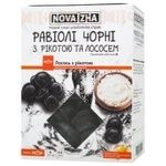 Novaizha Black Ravioli with Ricotta and Salmon 650g