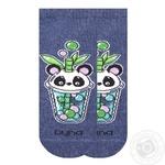 Duna Jeans Socks for Women size 21-23