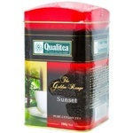 Qualitea Sunset Pure Ceylon Black Tea 100g - buy, prices for EKO Market - photo 1