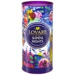 Чай Lovare 1001 Ночь чорный и зеленый листовой с ягодами и фруктами 80г