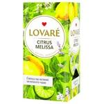 Чай Lovare Цитрус и мелисса 24х1,5г