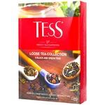 Набір чаю Tess Collection 9 видів 355г