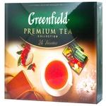 Набір пакетованого чаю Greenfield 96пак