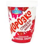 Hladyk Morozko Ice Cream Winter Cherry 500g