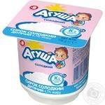 Творожок Агуша сладкий для детей с 8 месяцев 4.1% 100г