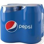 Напій Pepsi 4шт*0,33л