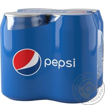 Напиток Pepsi 4шт*0,33л