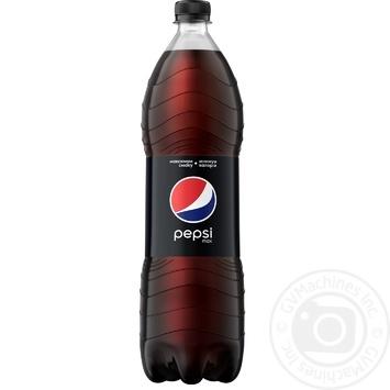 Напиток Pepsi Black 1,5л - купить, цены на Фуршет - фото 1
