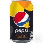 Напиток Pepsi манго 0,33л