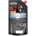 TORCHYN® Garlic ketchup 270g - buy, prices for Novus - image 2
