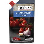 TORCHYN® Garlic ketchup 270g - buy, prices for Novus - image 1