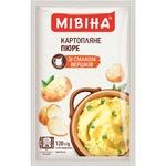 Картофельное пюре МИВИНА® со вкусом Сливок 120г
