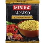 MIVINA® Barbecue Grilled Vegetables flavoured instant noodles 59,2g