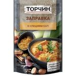 Заправка ТОРЧИН® со специями Карри для первых и вторых блюд 180г