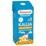 Yagotynske for children Milk Wheat Porridge from 6 Months 2% 200g