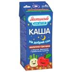 Каша Яготин молочно-гречана з яблуком і фенхелем 2% 200г
