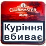 Clubmaster Mini Red Filter Cigars 20pcs - buy, prices for Novus - image 1