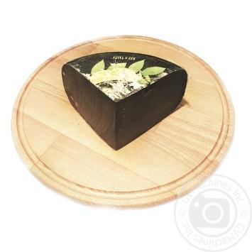Сыр Dilano чёрный с лимоном 50%