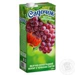 Sadochok Grapes-apple red Nectar 0.95l