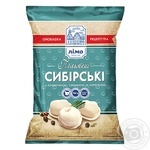 Пельмені Лімо Сибірські 750г - купити, ціни на Фуршет - фото 1