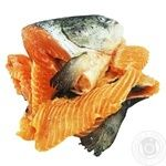 Soup set from fresh-frozen salmon 1kg