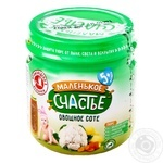 Little Happiness Puree Vegetable saute for children from 5 months 80g
