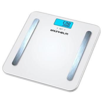 Весы напольные Grunhelm для фитнеса