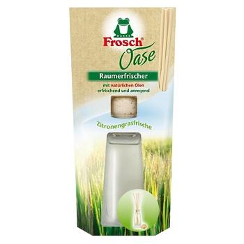 Frosch Oase Lemon Grass Air Freshener 90ml - buy, prices for CityMarket - photo 2