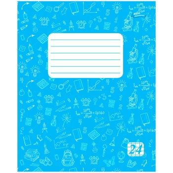 Mriyi zbuvayutʹsya Notebook for notes in cell 24 sheets - buy, prices for Novus - image 1
