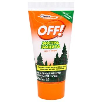 OFF! Kids Cream From Mosqouitoes 50ml