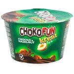 Масса Chokofun кондитерская шоколадно-ореховая 200г