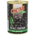Маслины Oscar без косточки 280г