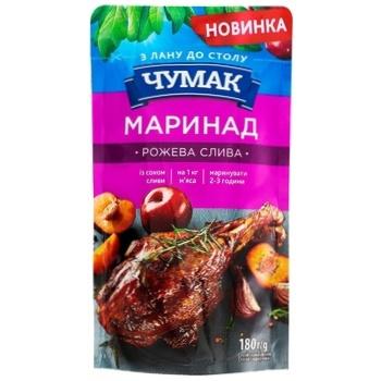 Маринад Чумак Рожева слива 180г - купити, ціни на CітіМаркет - фото 1
