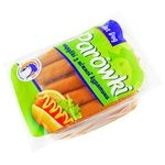Parowki Sausages for Hot Dogs First Grade Weight