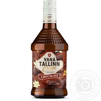 Ликер Vana Tallinn Chocolate 0,5л - купить, цены на Novus - фото 1