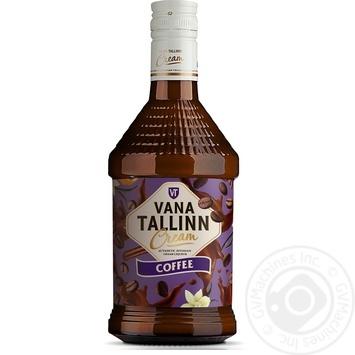 Лікер Vana Tallinn Coffee 0,5л - купити, ціни на Novus - фото 1
