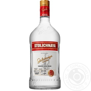 Stolichnaya Vodka 40% 1,75l - buy, prices for Novus - image 1